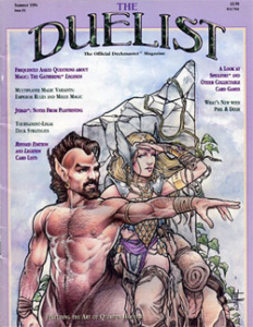 The Duelist 雜誌
