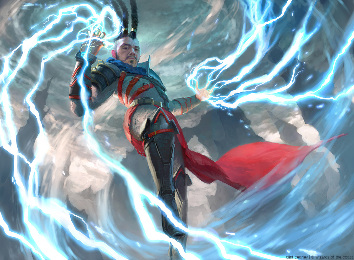 Stormchaser-Mage-Oath-of-the-Gatewatch-MtG-Art
